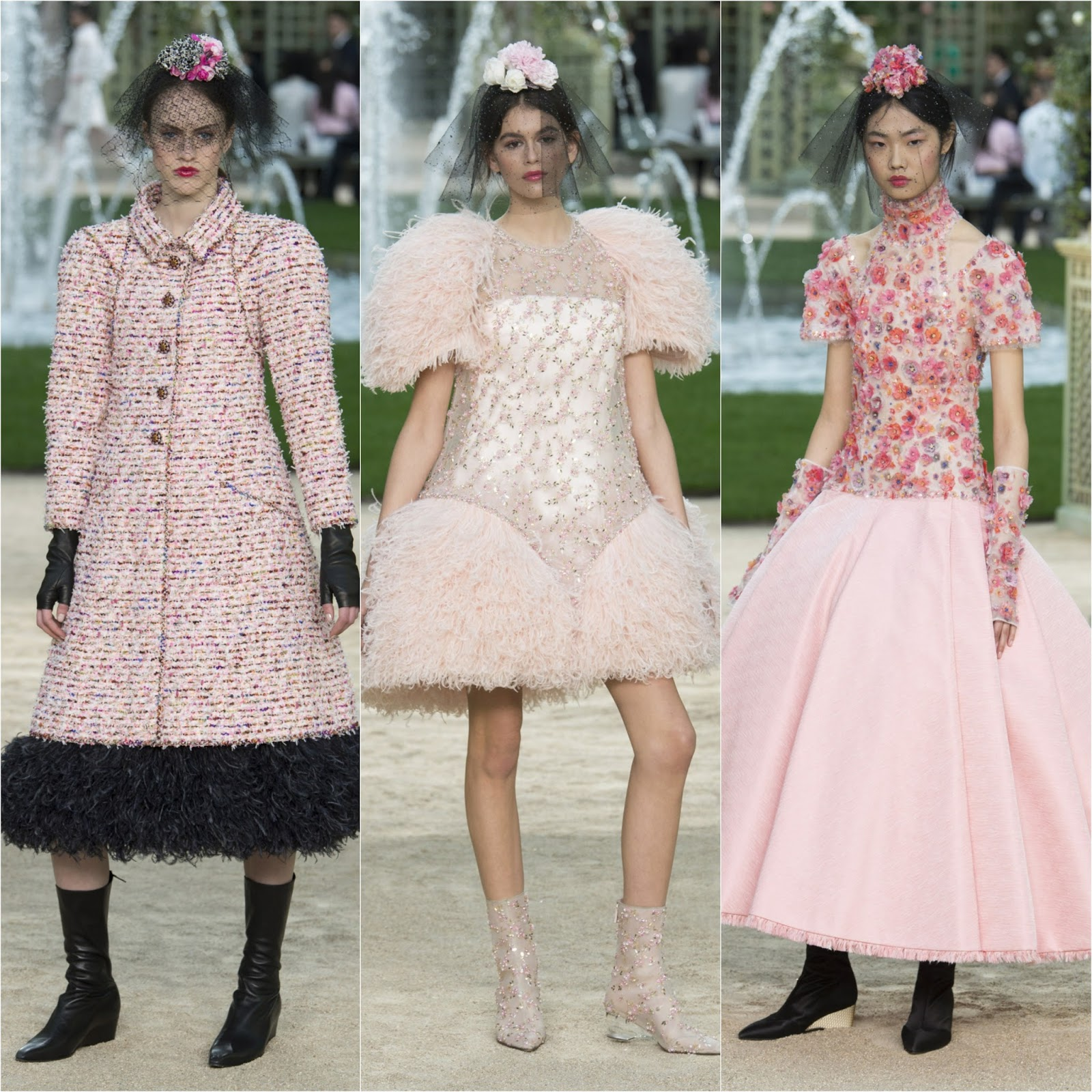 Runway report paris haute couture spring 2018 chanel for Haute house couture