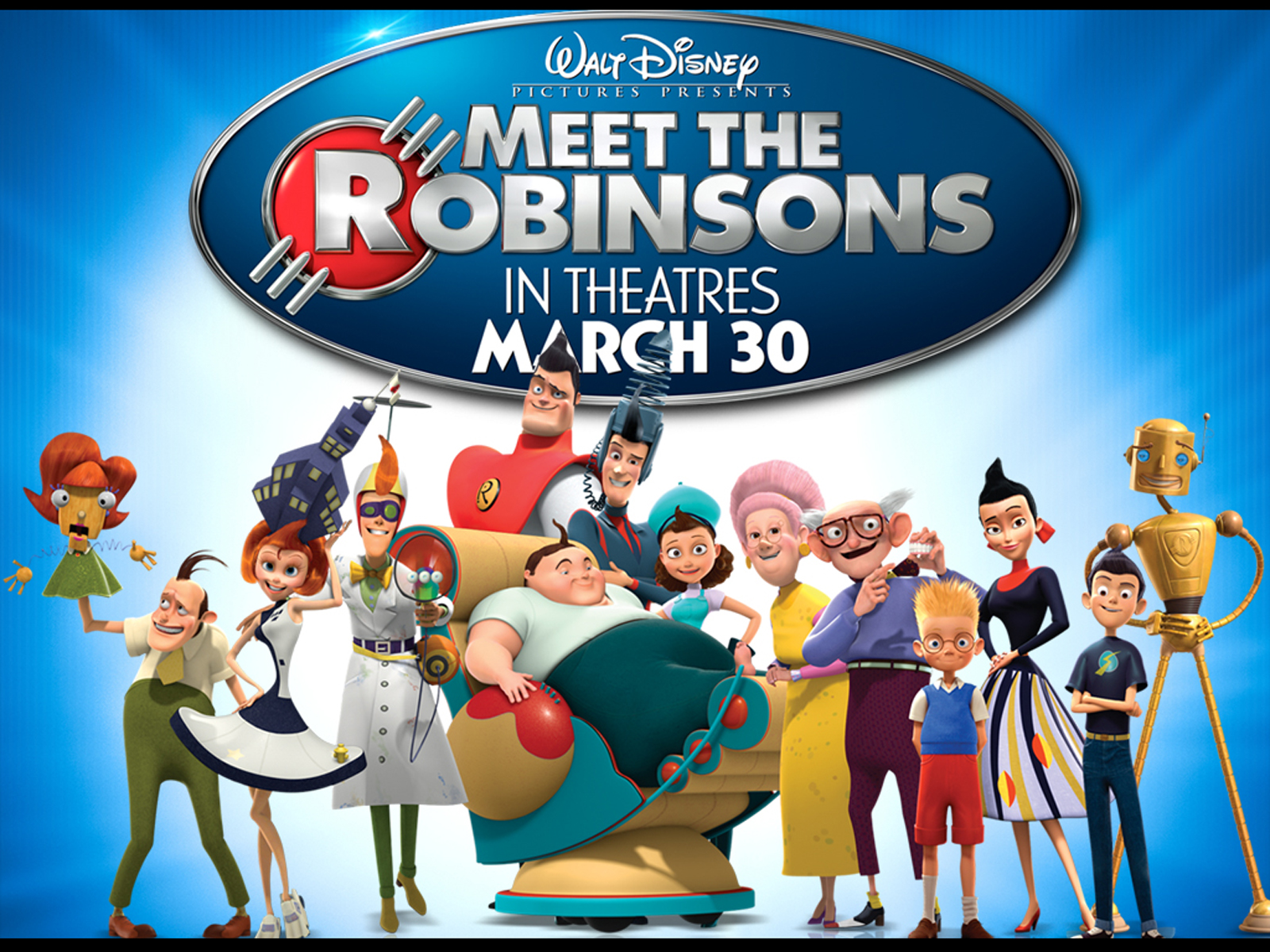 meet the robinsons sequel