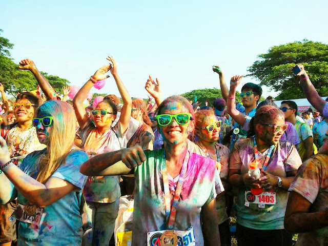 Brother Color Manila Run