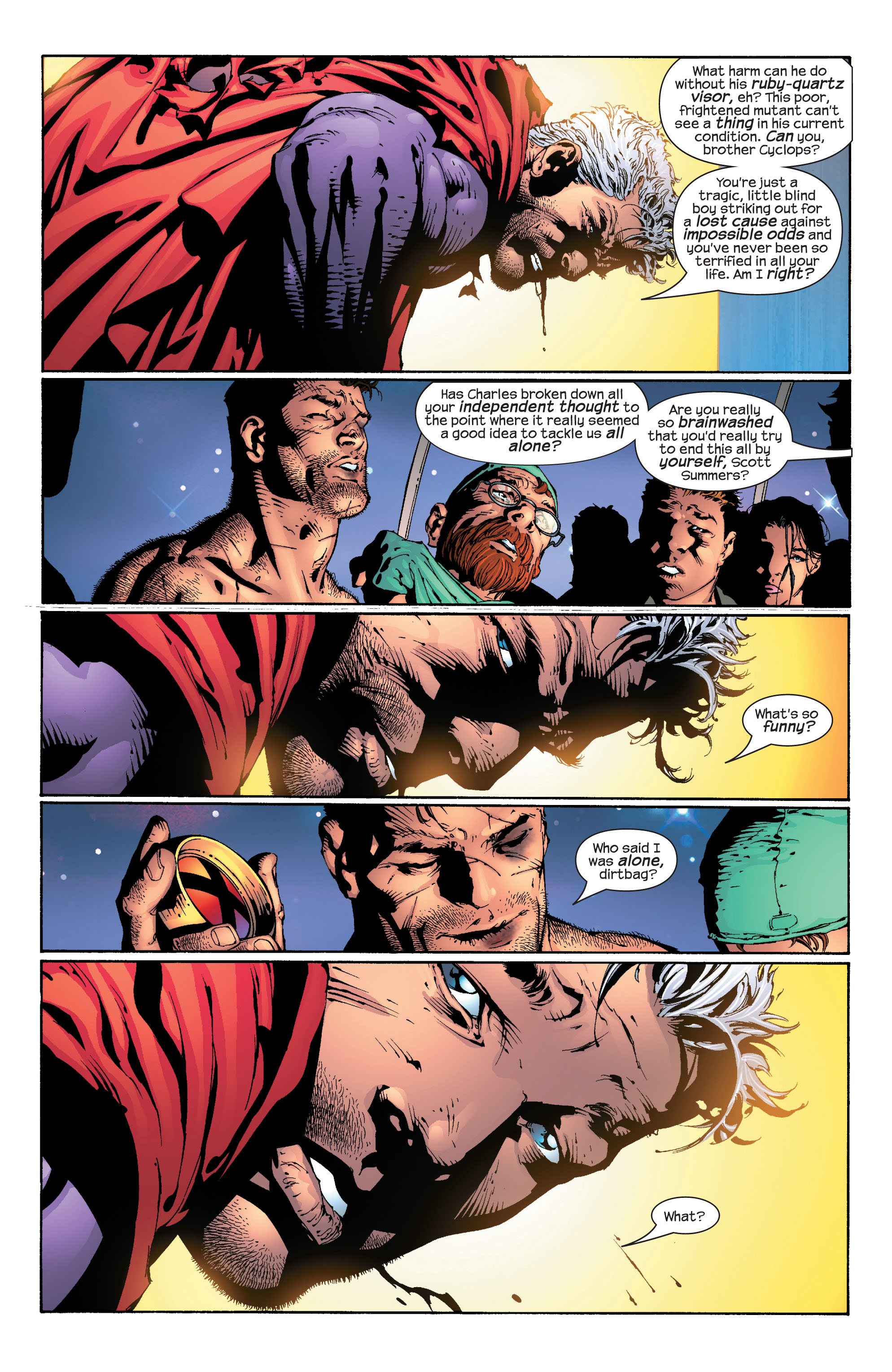 Read online Ultimate X-Men comic -  Issue #30 - 15