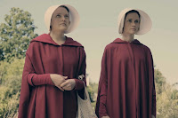 Elisabeth Moss and Alexis Bledel in The Handmaid's Tale (2017) (4)