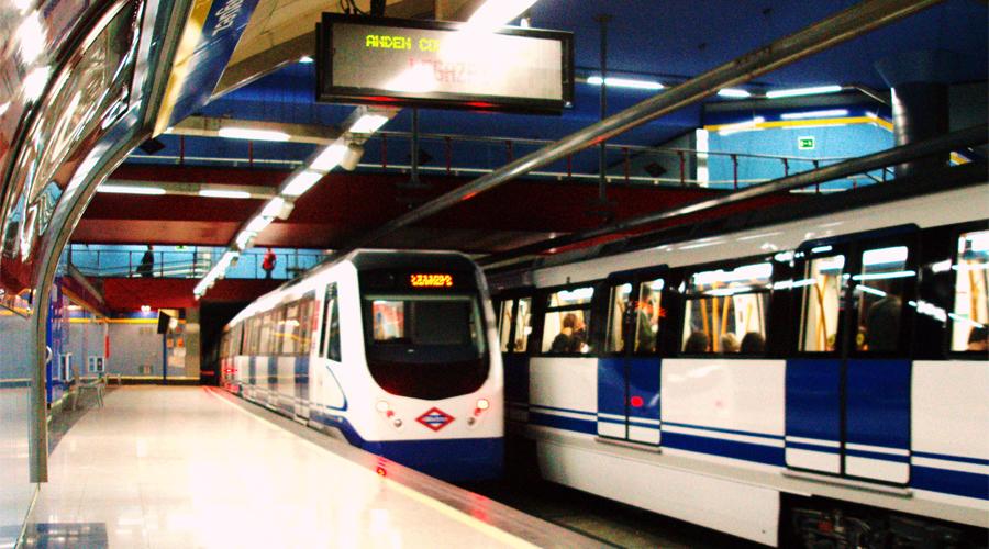 fermata metropolitana stadio atletico madrid