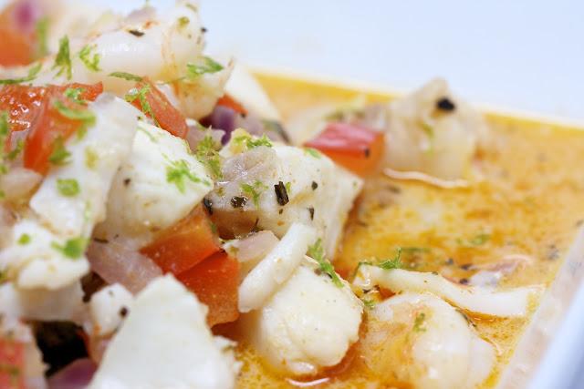 Ginger Shrimp Curry