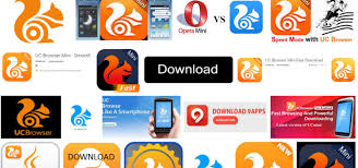 Uc browser mini 8.1 for android
