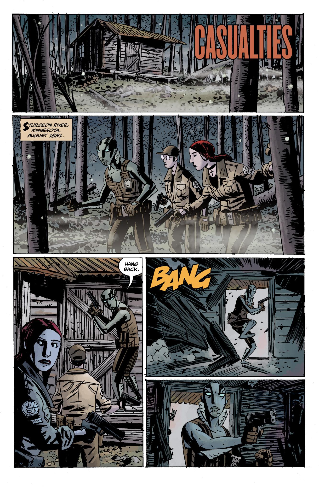 Read online Abe Sapien comic -  Issue #13 - 27