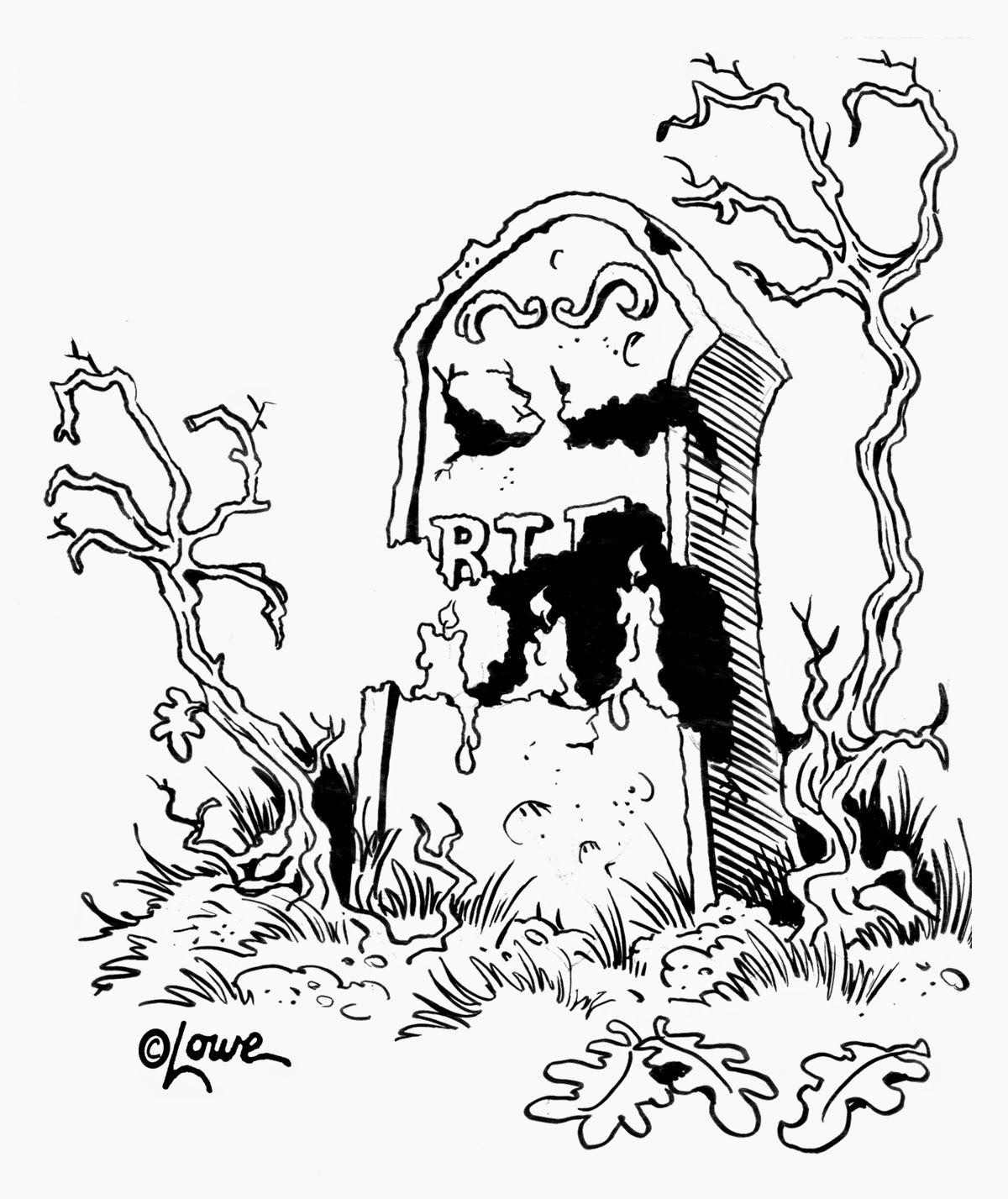 Dave Lowe Design The Blog Halloween