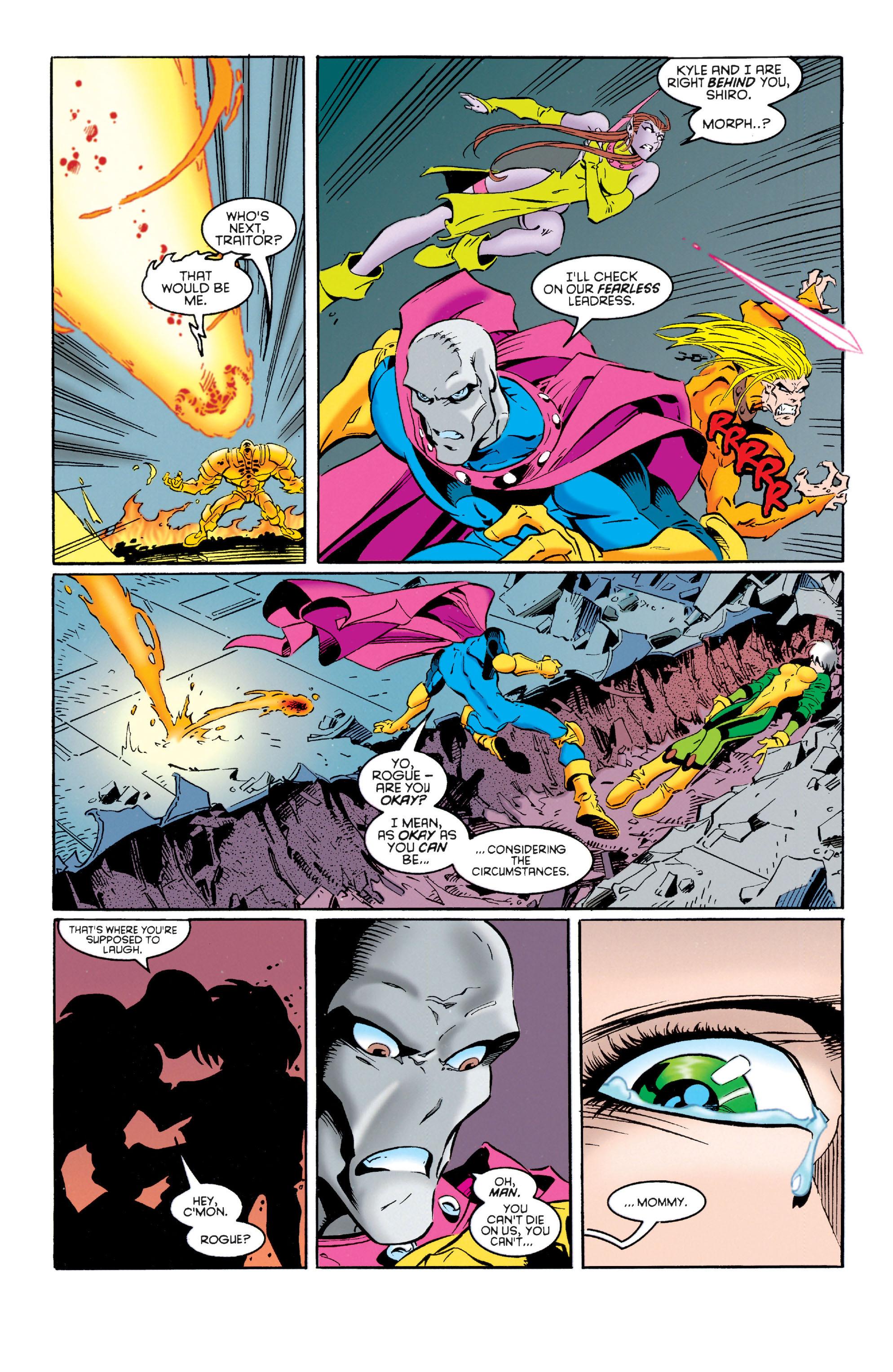 Read online Astonishing X-Men (1995) comic -  Issue #4 - 16