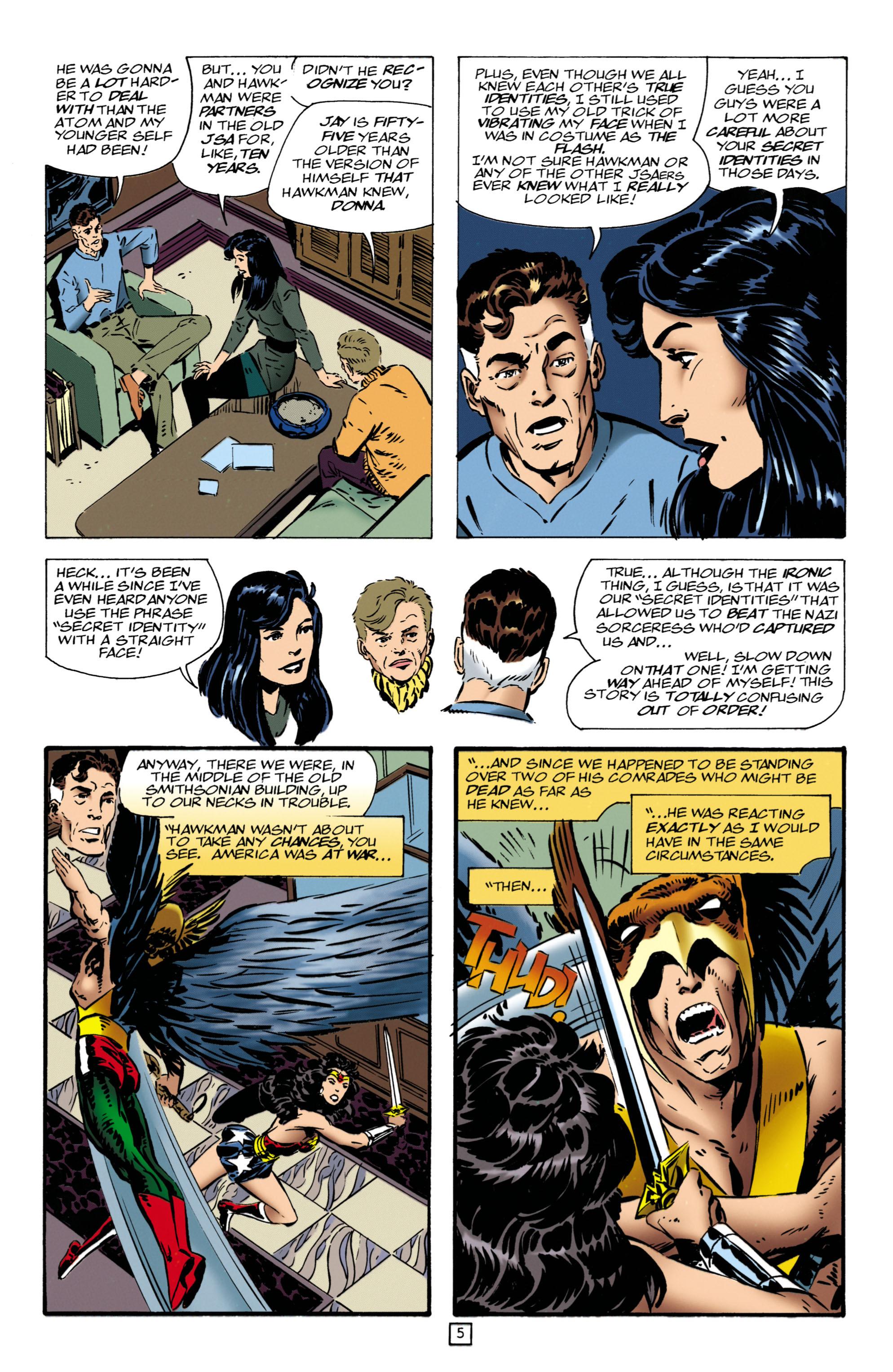 Read online Wonder Woman (1987) comic -  Issue #131 - 5