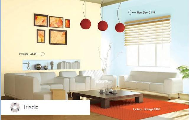 Cách phối màu trong nội thất - Bài 4: Vàng nắng rực rỡ