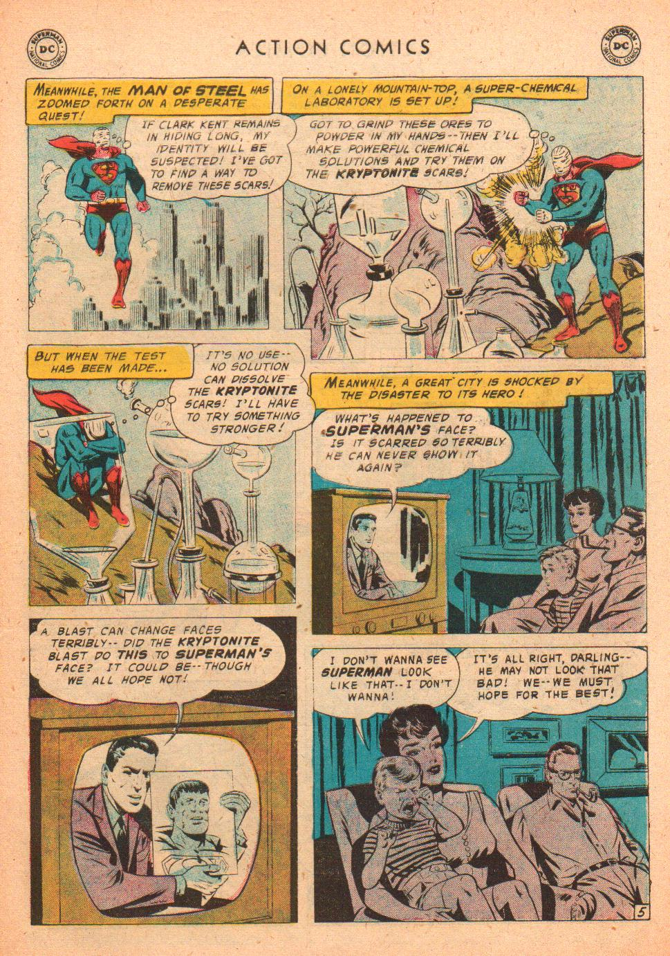 Read online Action Comics (1938) comic -  Issue #239 - 7