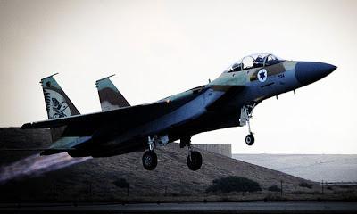 la proxima guerra ataque israel contra siria base militar