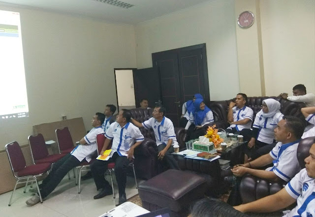 Kominfo Padangpariaman Terapkan Aplikasi e-Laporan bagi Internal