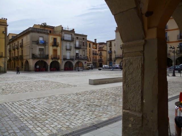 Plaza de Amer
