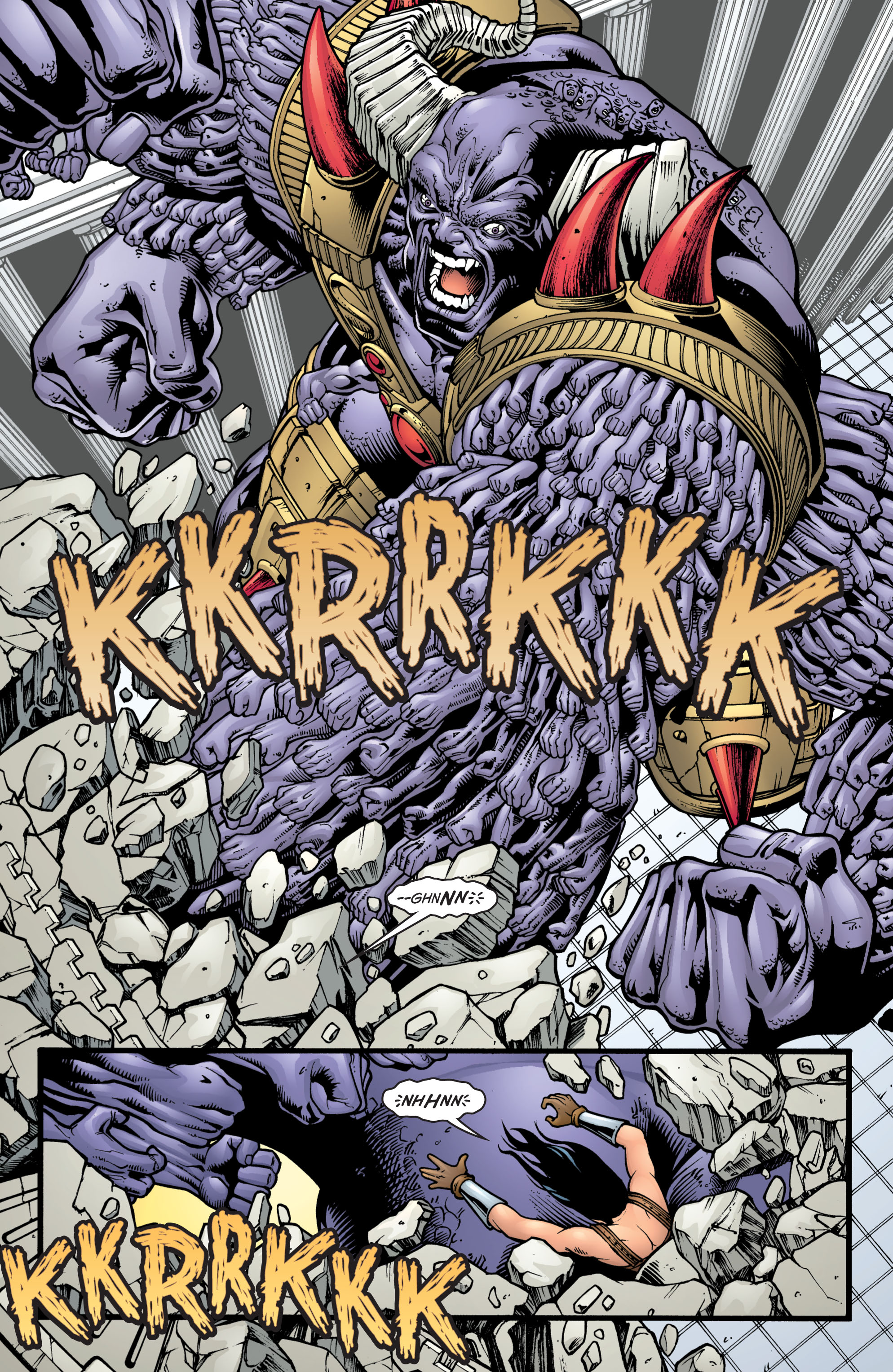Read online Wonder Woman (1987) comic -  Issue #213 - 10