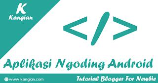 Aplikasi Untuk Coding Di Android