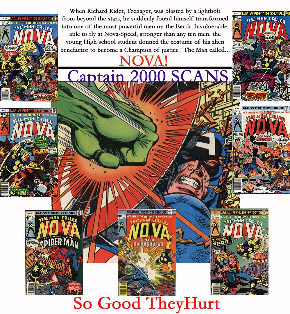 Nova (1976) 14 Page 1
