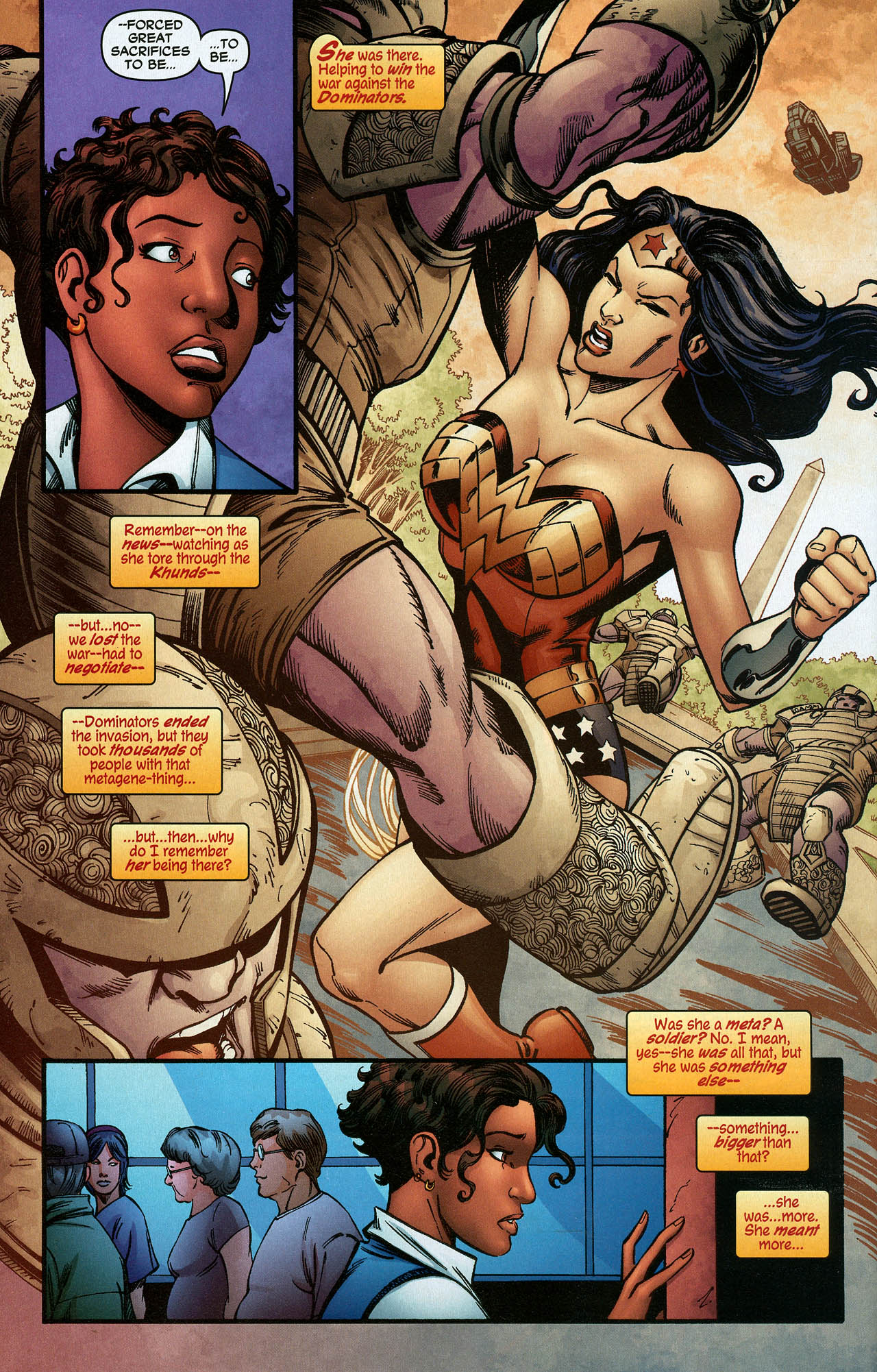 Read online Trinity (2008) comic -  Issue #19 - 26