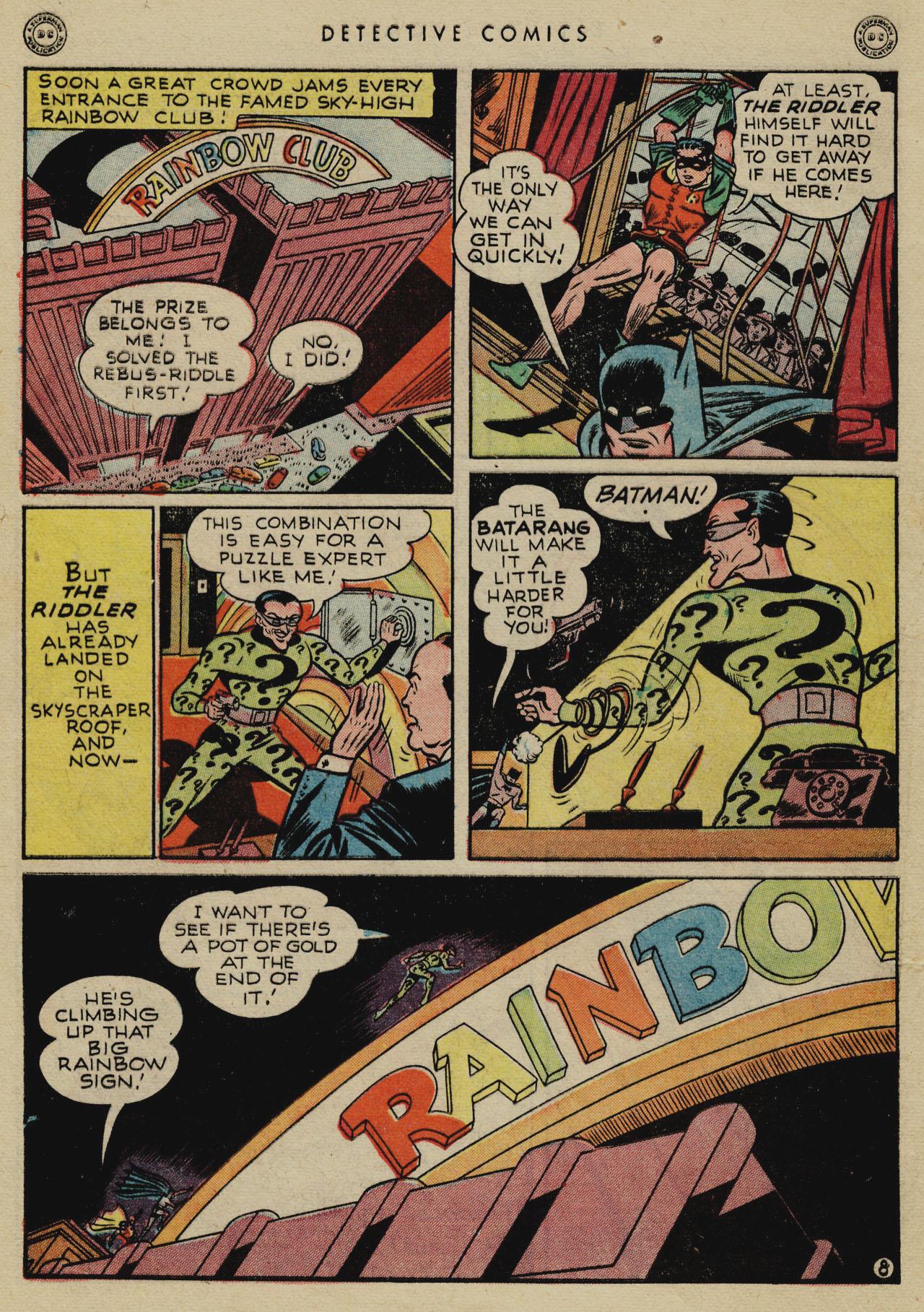 Detective Comics (1937) 142 Page 9