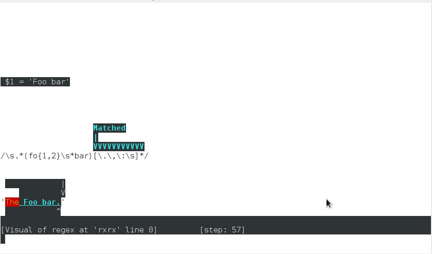 aLog IPduh: a nice Perl regex debugger