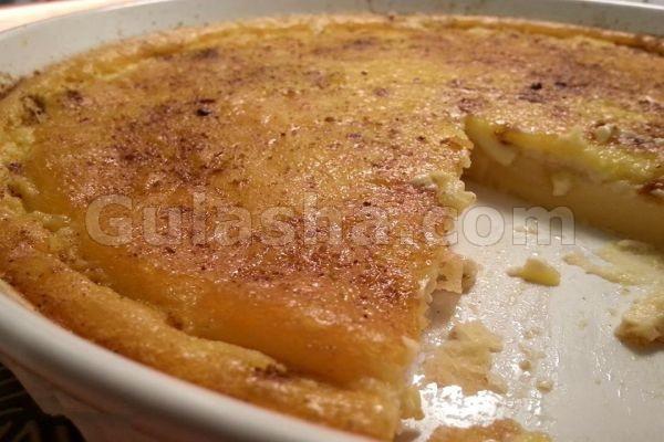 كرانتيكا اكلة من المغرب العربى