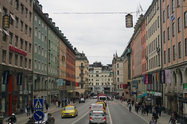 Stockholm Panorama Sightseeing
