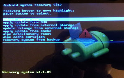 Tips Mudah Cara Reset Ulang Semua HP Android Yang Lemot ...