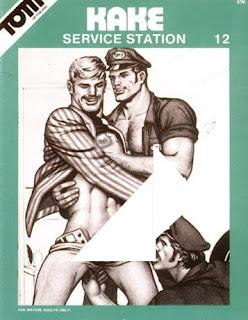 Tom of Finland Kake 12: Service Station