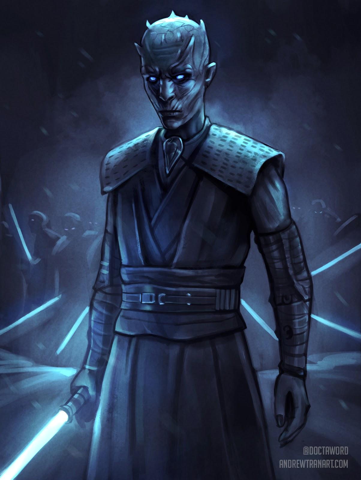 El rey de la noche Sith