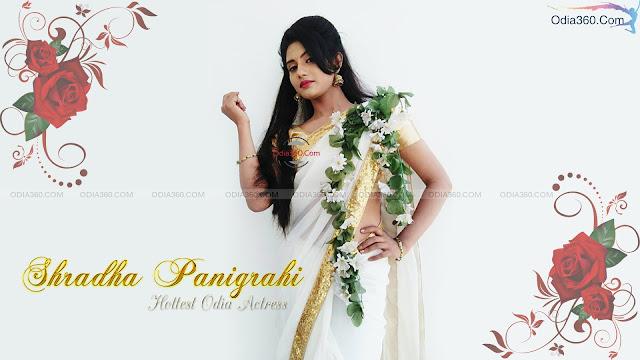 Shradha Panigrahi Odia Pretty Actress HD Wallpaper Download