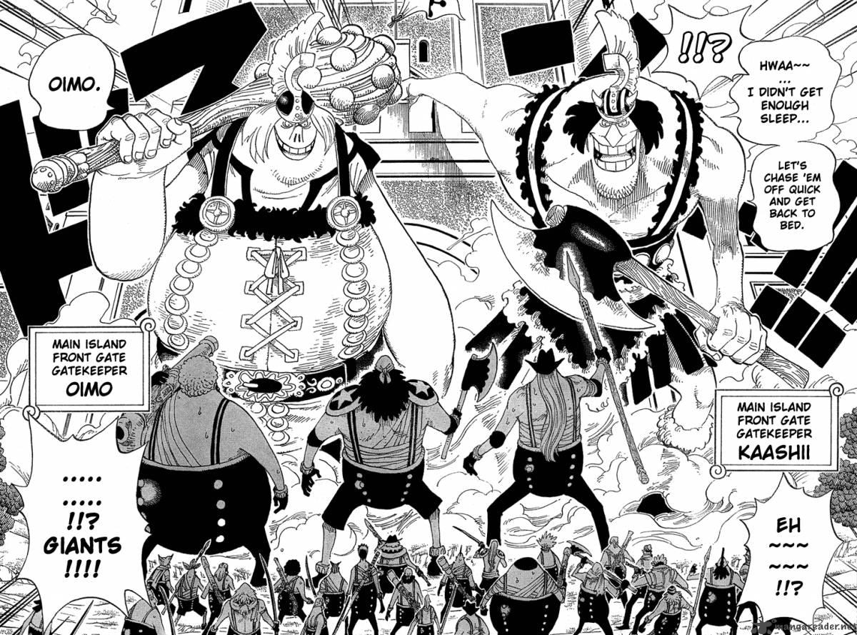 One Piece Ch 377