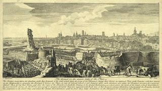 Barcelona 11 de septiembre 1714