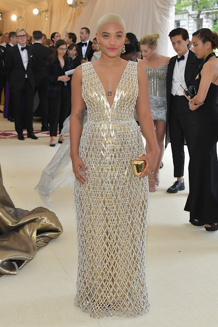 Kiersey Clemons wears H&M to The Met Gala