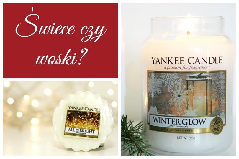 świece i woski yankee candle