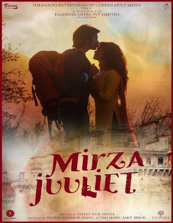 Mirza Juuliet 2017 Full Hindi Movie DTHRip Download