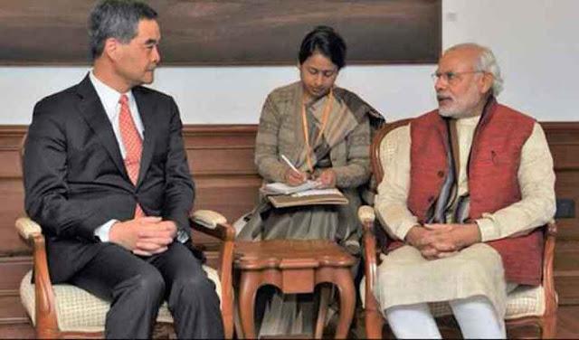 PM से मिले हांगकांग के CEO, आर्थिक सहयोग को मजबूत करने का निर्णय
