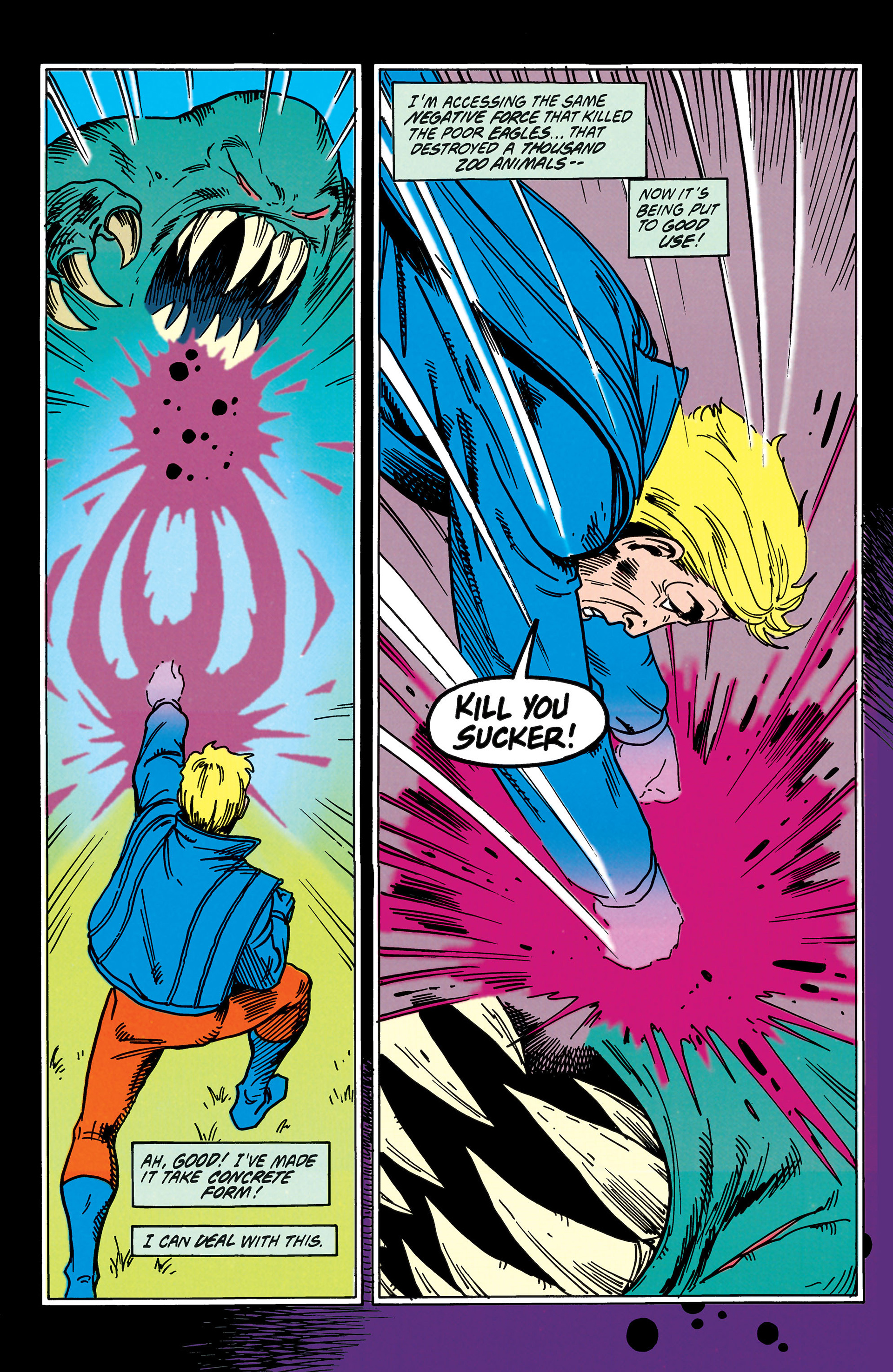 Read online Animal Man (1988) comic -  Issue #38 - 23