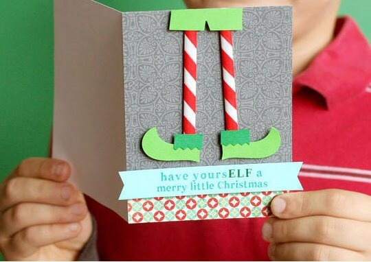 Make DIY, Christmas Cards ,for Holiday
