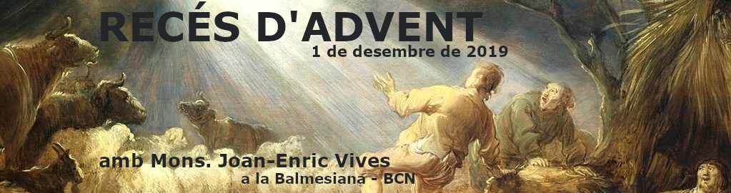 Recés d'Advent - 2019