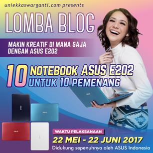 http://www.uniekkaswarganti.com/2017/05/ASUS-E202-blog-competition-produktif-dan-kreatif-di-mana-saja-dengan-notebook.html?showComment=1496815117588#c1322883832802479472