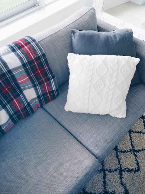 Throw Pillows Homesense : Sydney Hoffman