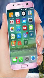 لانشر لتحويل هاتفك الأندرويد الي ايفون