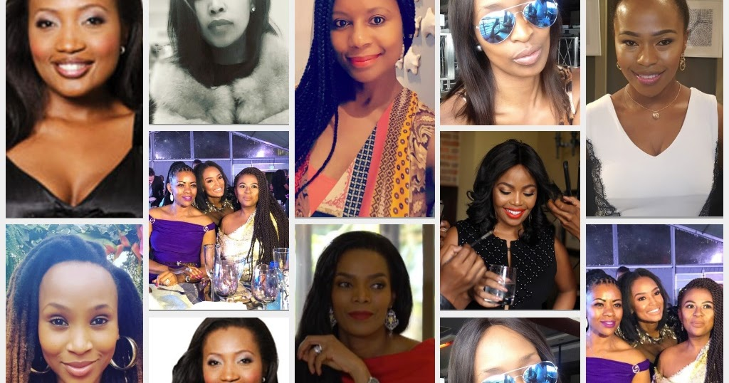 Top 10 Mzansi Celebrity Women Refuse Ageing