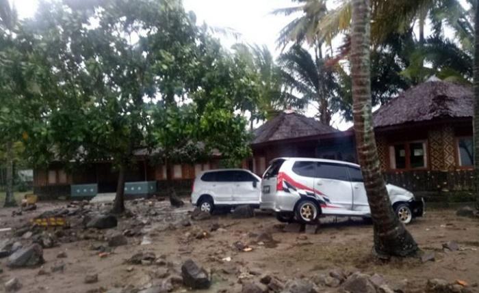 BNPB: Sebagian Korban Tsunami Banten Wisatawan yang Sedang Liburan