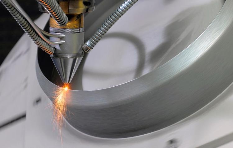 Лазерное Осаждение Металлов