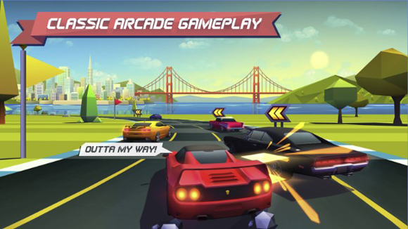 Horizon Chase World Tour Mod Apk All Unlocked Terbaru