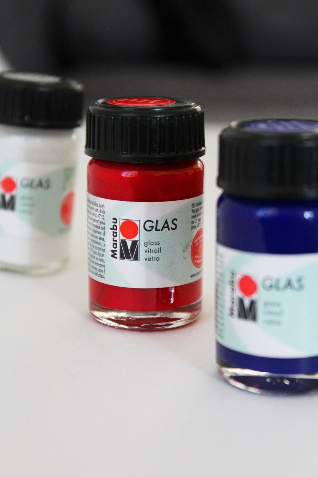 ειδικά χρώματα για ζωγραφική σε γυαλί