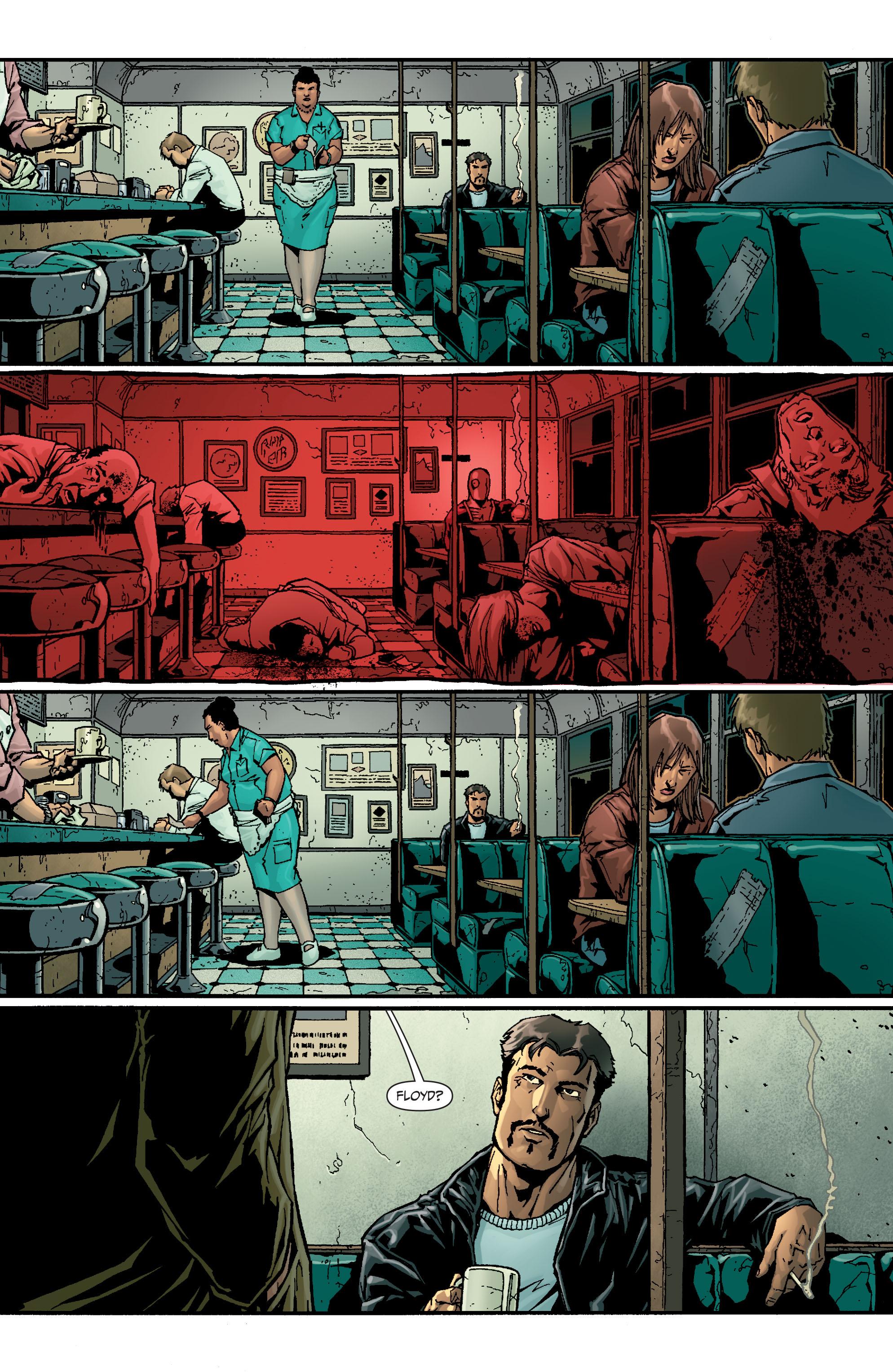 Read online Secret Six (2008) comic -  Issue #15 - 3