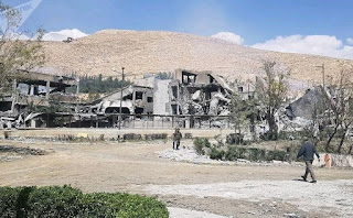 OPCW Finds No Chemical Weapons at Syrian Facilities Bombed by US
