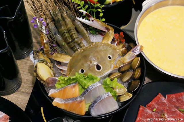MG 4389 - 熱血採訪│海鮮控和肉肉控都瘋狂!就算痛風也要來吃拾鑶私藏鍋物,還有商業午餐只要188元起!
