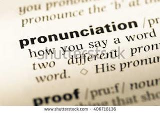 Os cuidados com a pronúncia do Inglês!